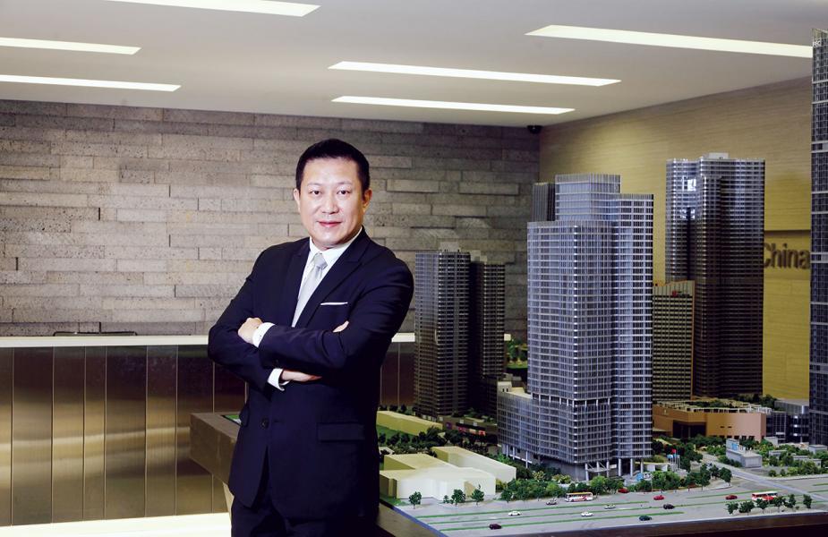 楊華勇今屆出任中總副會長,致力推廣文化產業發展。