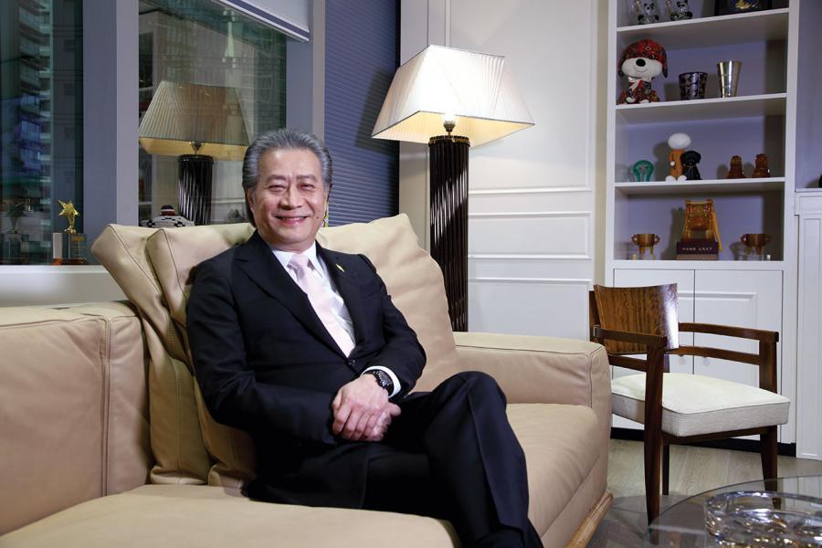 金銀業貿易場理事長張德熙認為協定有助推動「亞太黃金走廊」的形成。