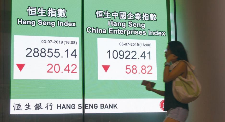 港股六月不窮,恒指升幅更超過6%。