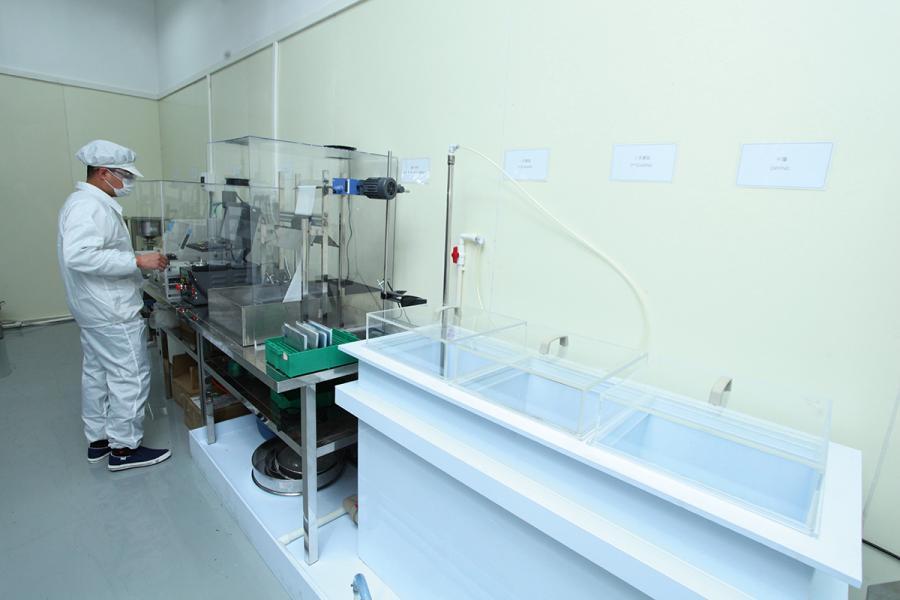 GRST公司自家研發的水性製造及回收生產鋰電池,突破技術限制。