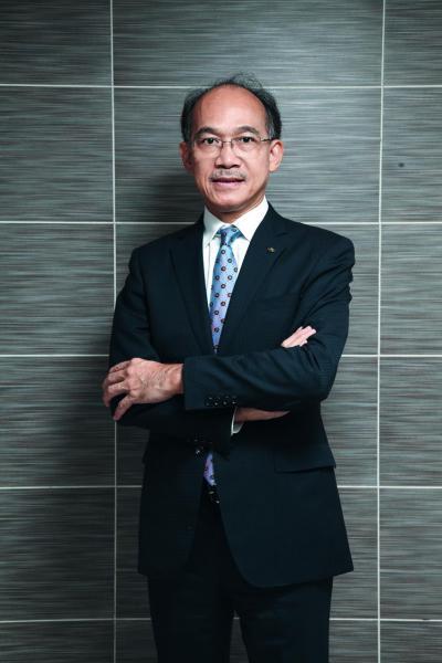 香港工業總會新任主席郭振華(Jimmy)