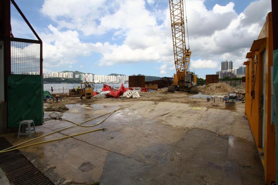 早前發展局出手與太平協和相關公司達成原址換地協議,以便在鰂魚涌打造「我的新中環」。