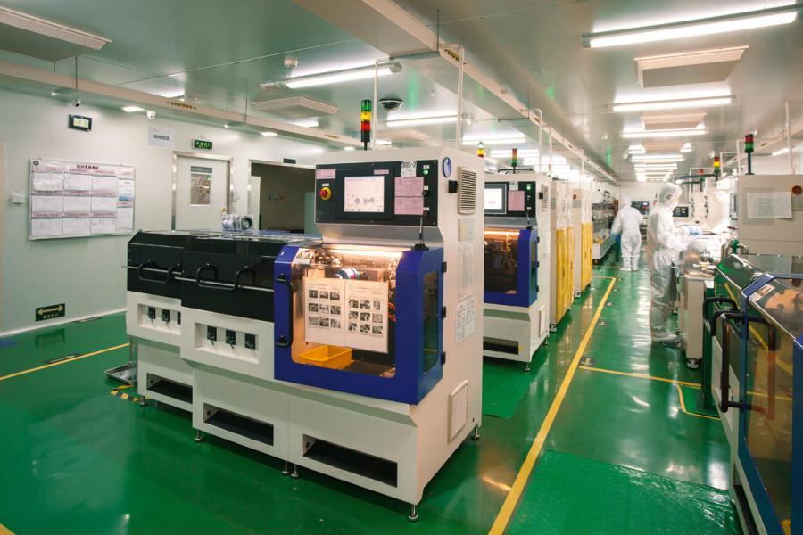 駿碼科技主力生產半導體封裝的鍵合及封裝膠。