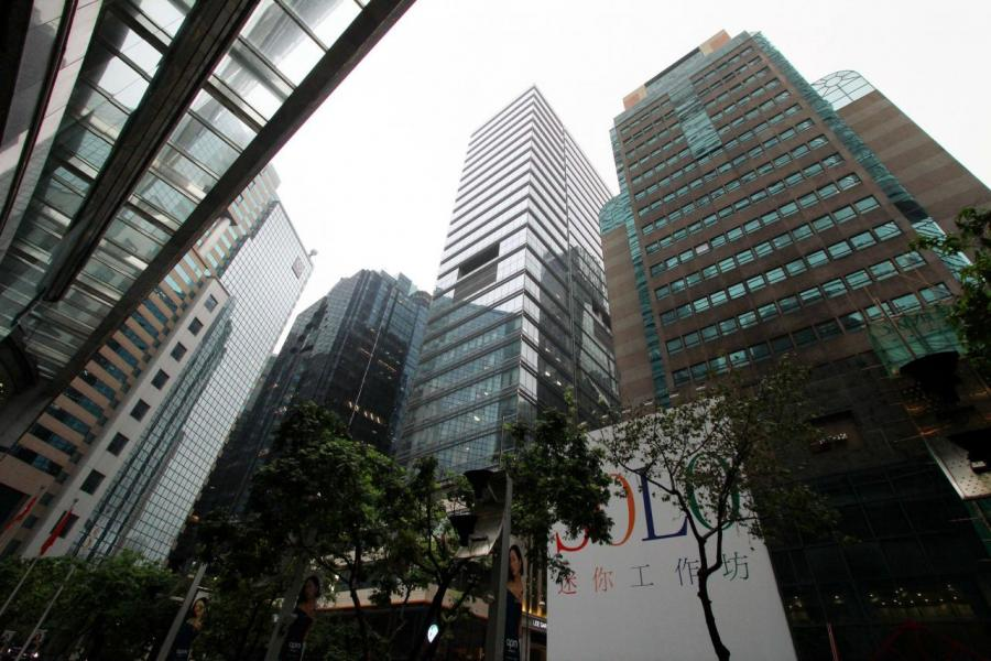 第3季灣仔及銅鑼灣甲廈租金,單季升幅達2.5%,冠絕各區。