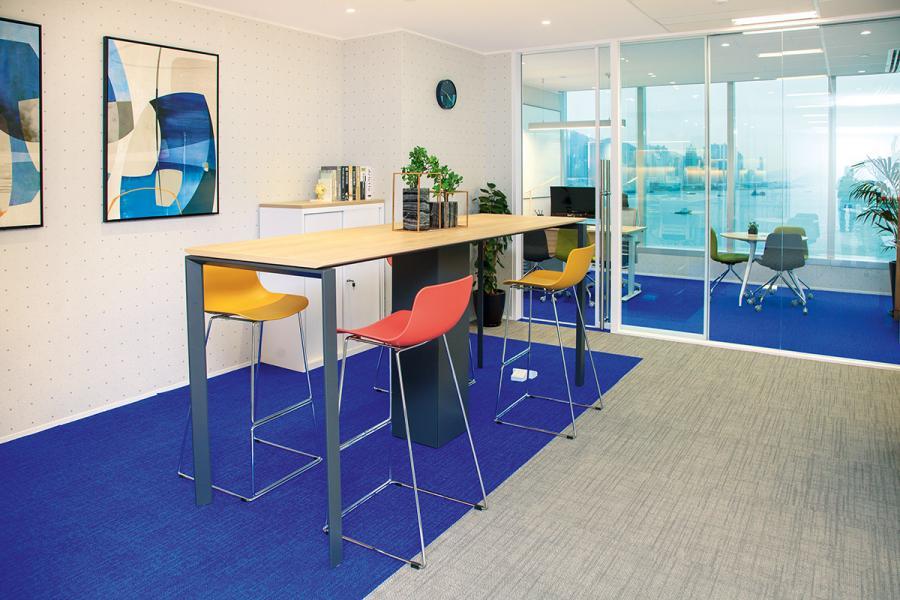 ATLASPACE 寰圖設有多樣不同辦公設施予租戶使用。