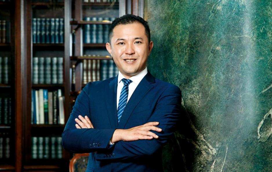 龍騰國際行政總裁及始創人蔡俊鵬認為,現時是北上置業投資的黃金機會。