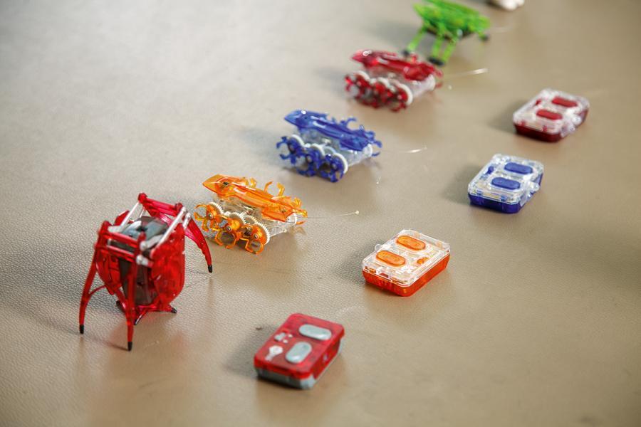龍昌一向以從事遙控玩具為核心業務,產品主力出口歐美市場 。