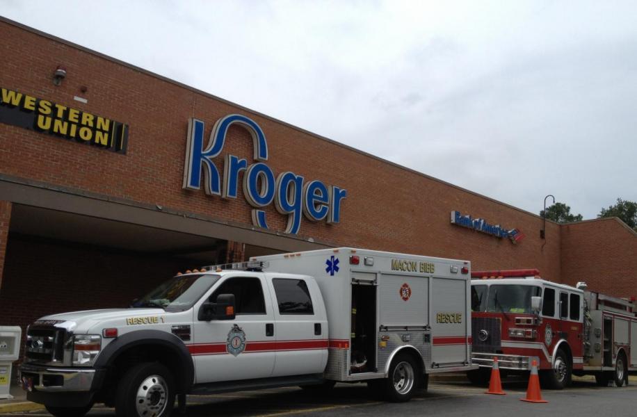 消息指美國大型超市Kroger正與阿里巴巴商討聯手整合線上及線下銷售。