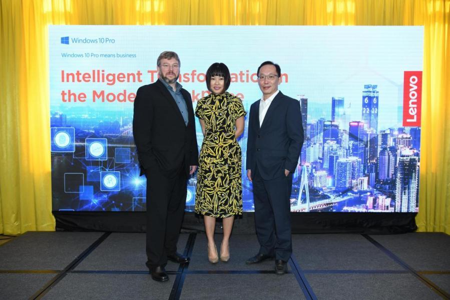 較早前,Lenovo與IDC合作研究將會改變工作概念的重大趨勢,及未來幾年的轉變過程與方式。