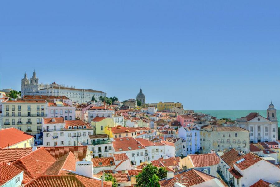 去年第4季里斯本地區的樓價升幅火熱,按年上升18.1%。
