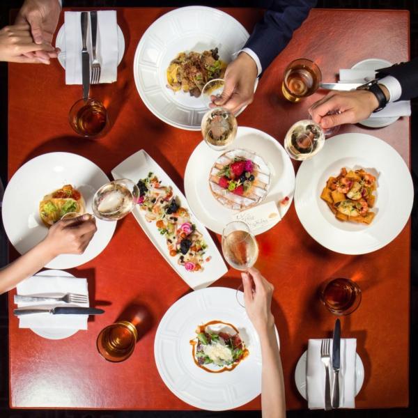 來到Bencotto意大利餐廳,可以品嚐到意籍主廚Loris Pistillo的手藝。