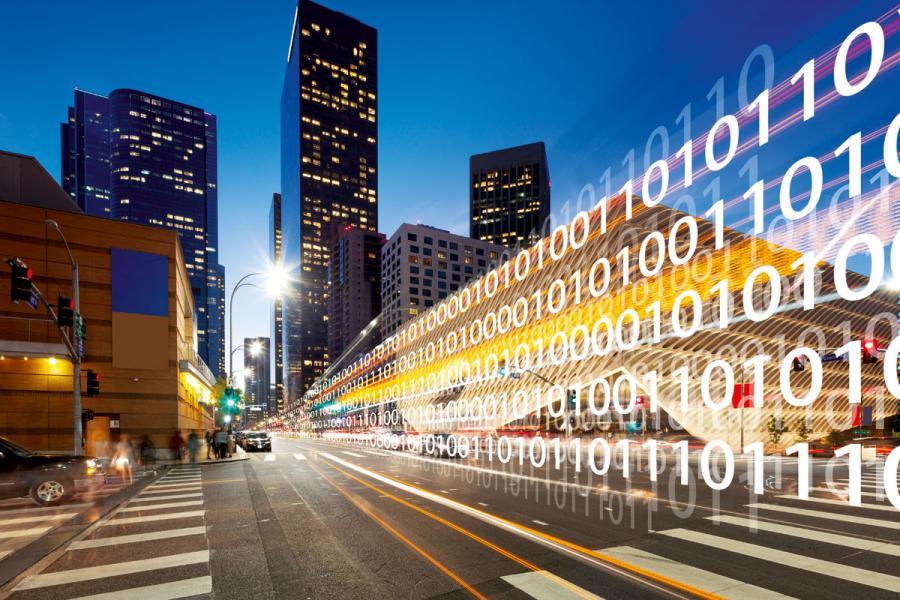 智能化交通是未來趨勢。