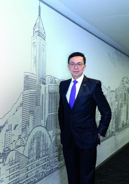 香港貿易發展局助理總裁梁國浩