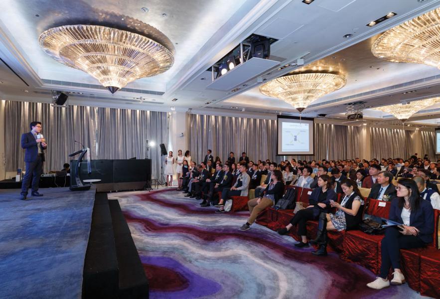 由金蝶亞太區主辨,南華傳媒及南華金融協辦的「數碼經濟論壇2019」反應熱烈,吸引逾500位企業管理人員參與。
