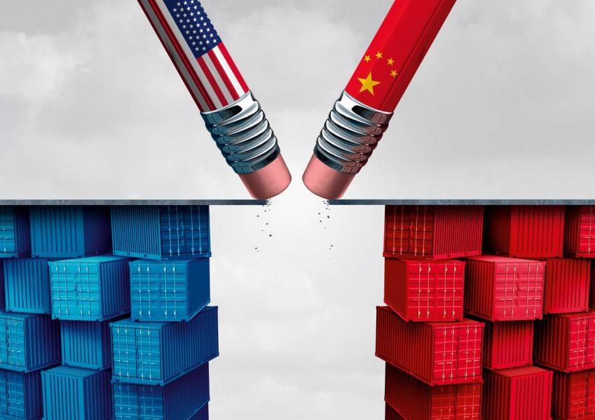 作為全球最大的兩個經濟體,中美的衝突不斷加劇,已經成為了對全球財富的最大威脅。