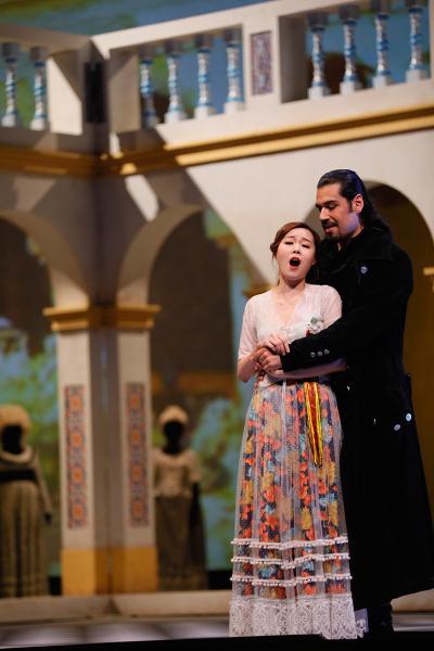 郭永聰指出,一般人有誤解,以為歌劇高深,其實都是關於情情愛愛,故事簡單易明。