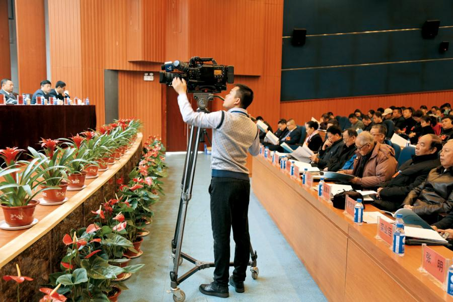 全國「兩會」期間,首次實現5G 信號全覆蓋。