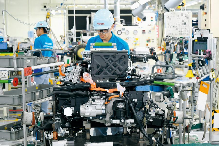 戰後日本經濟起飛,「日本製造」在國際間備受 讚譽。