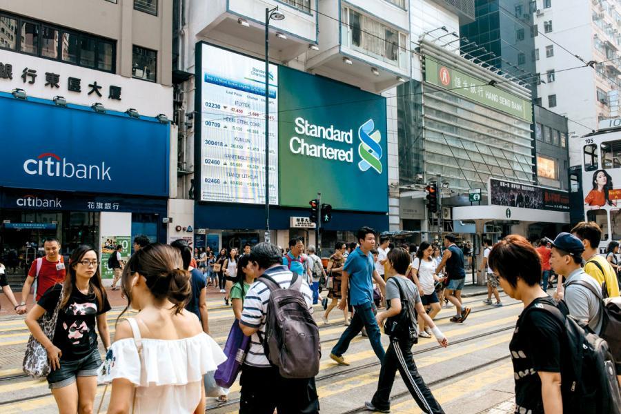 本港虛擬銀行的組建者不乏科技公司和大銀行。