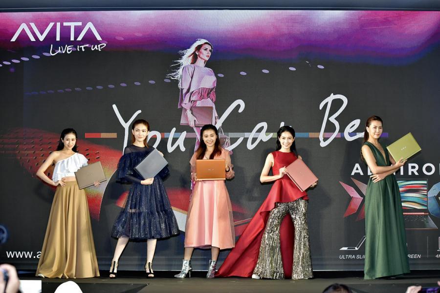Nexstgo在台北舉行之全球發佈會,宣佈AVITA ADMIROR全新型格手提電腦,將在第二季於全球推出。