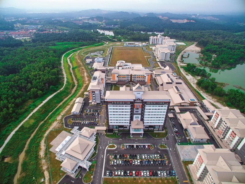 璋利國際的BLMT項目中,最具代表性是於2012年獲得UiTM項目。