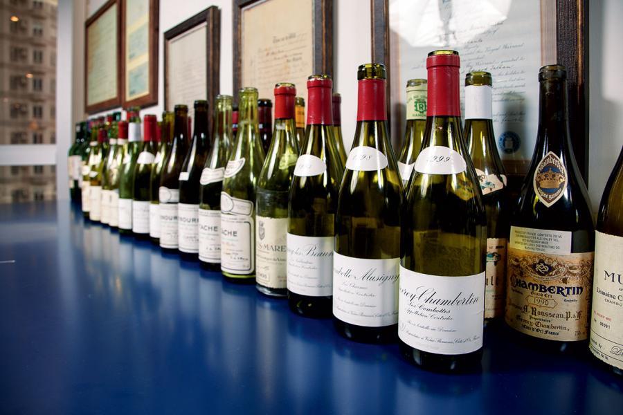 Justerini & Brooks專門為愛酒客提供貼身的選酒、收藏及搜購服務。