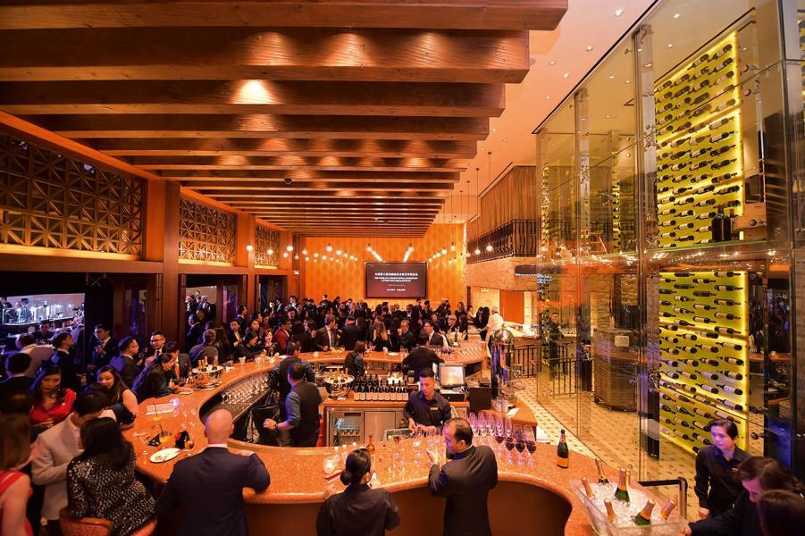 於澳門威尼斯人舉行的第九屆「『曠世藏表』高級腕錶及珠寶零售展」及晚宴。