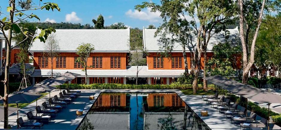 位於寮國的Azerai旗下首間酒店,沿襲了Aman的基因,以隱世地點著稱。