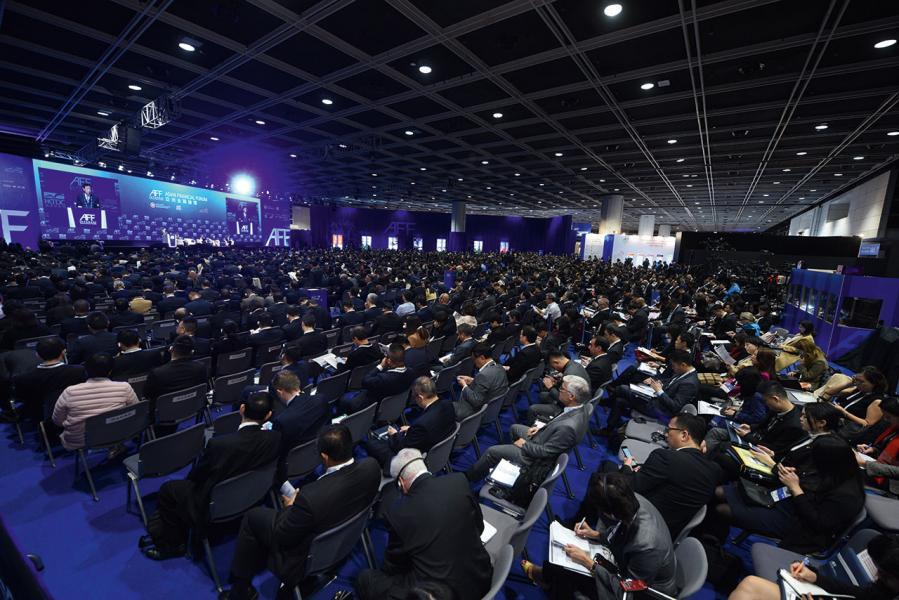 第11屆亞洲金融論壇(AFF)於上月舉行,主題為「引領增長,啟發創新︰放眼亞洲至全球」