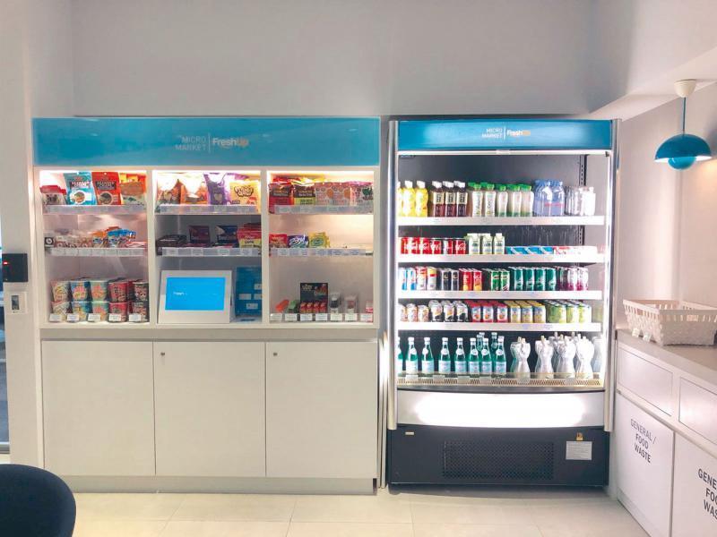 林穎威(David)指出,今天自動販賣機的技術與形式已邁向新一頁。