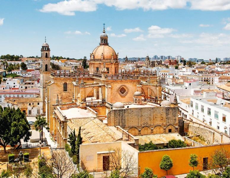 González Byass發源於西班牙南部的Jerez de la Frontera。