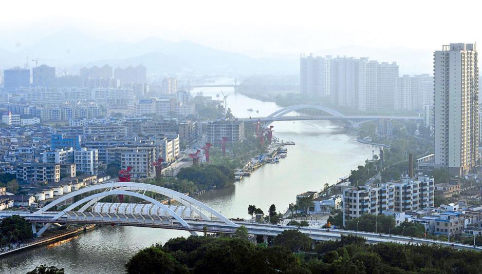 中山是全國著名的宜居城市。