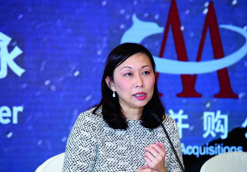周昭媚表示,海外投資併購中,需要在多元化及包容性方面作出考量。