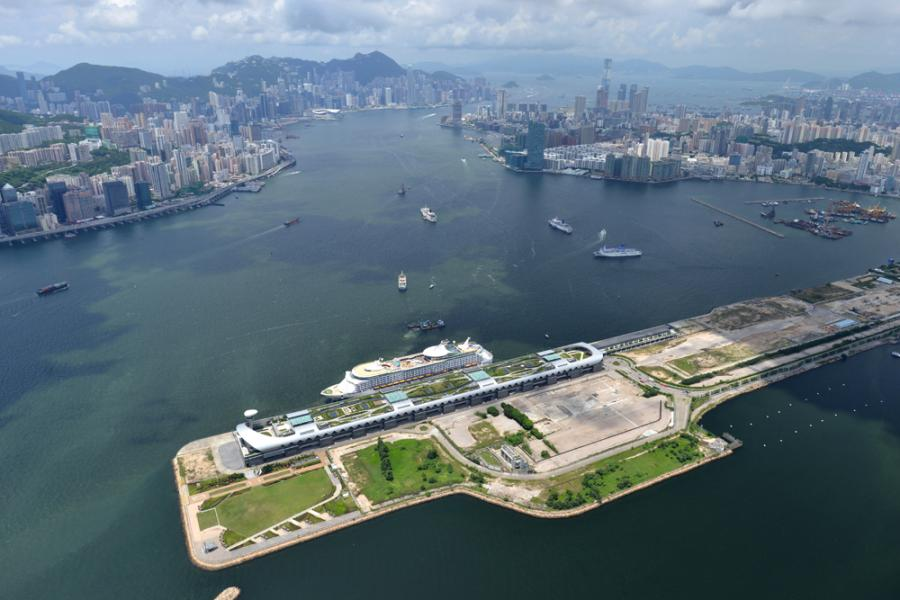 香港郵輪業如何起飛