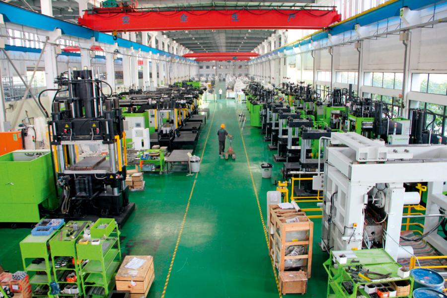 「中國製造」聞名世界。