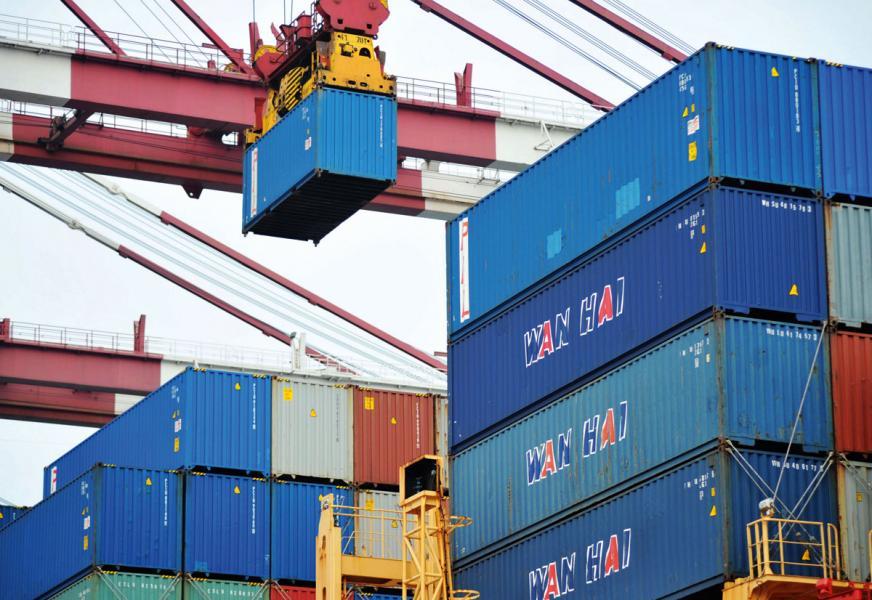 特朗普政府不斷靠徵收重稅打壓中國。