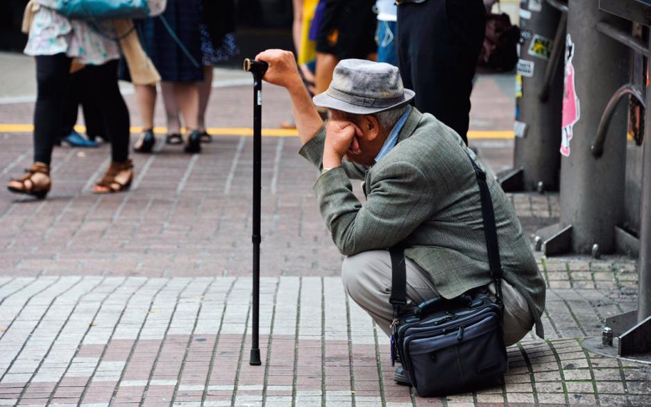 老齡化成為日本揮之不去的社會難題。