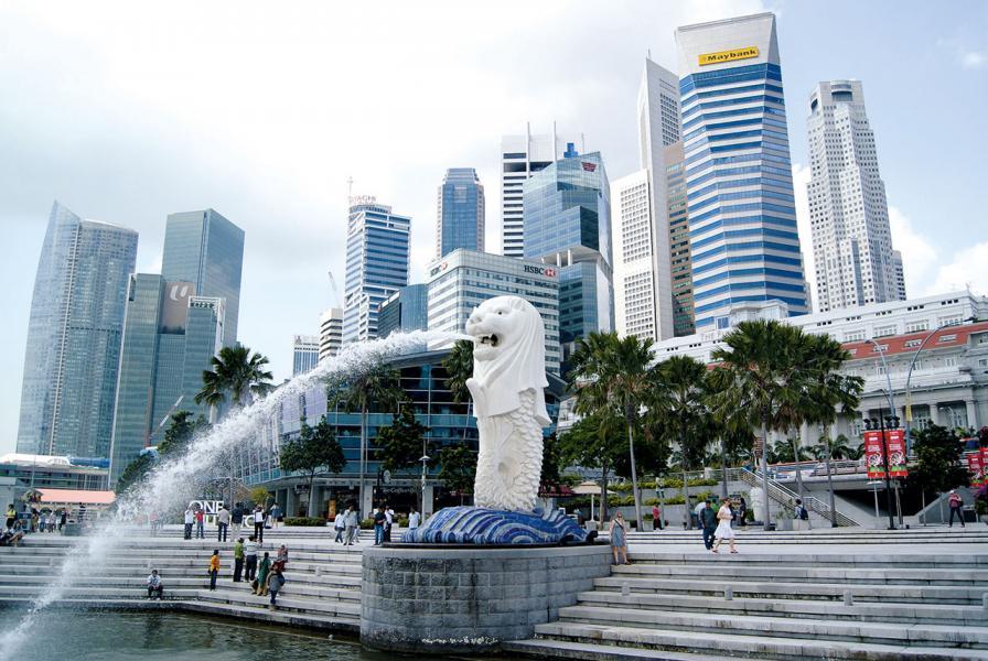 新加坡都積極應用及推動金融科技。