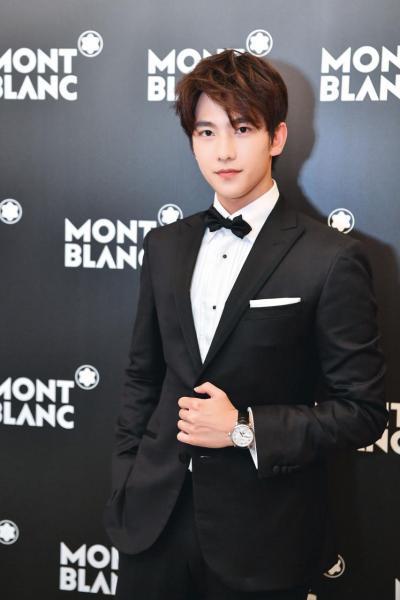 品牌邀請到中國青年演員楊洋正式成為品牌 大使。