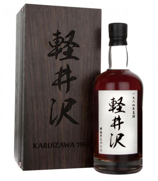 日本威士忌輕井沢