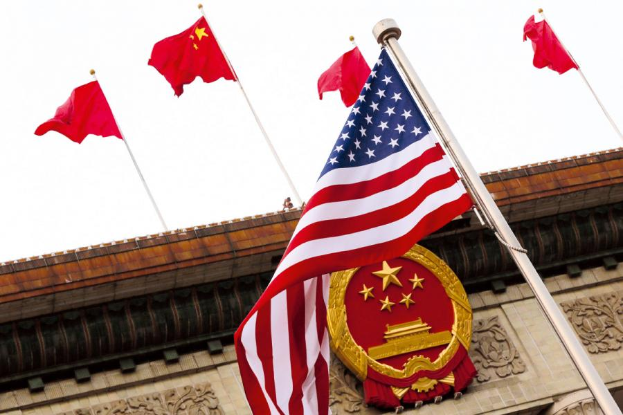 今年是中美建交40周年。