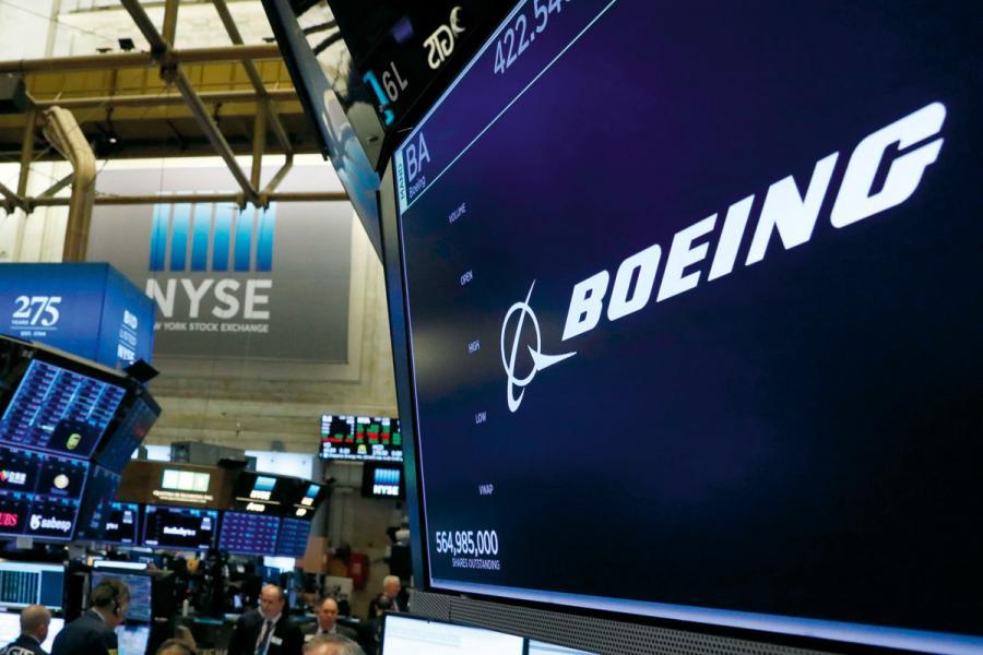 波音公司目前仍是世界飛機製造龍頭。