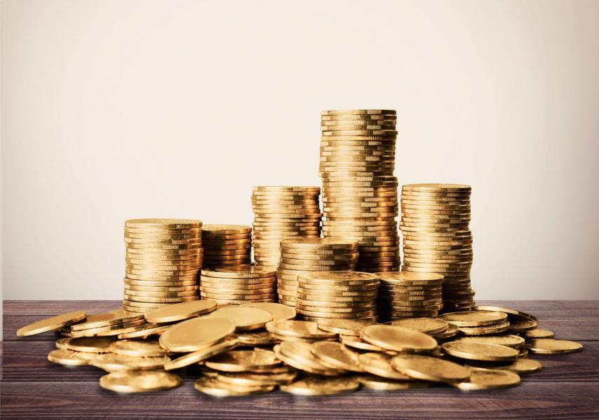 黃金自古以來就作為交易貨幣,地位超然。
