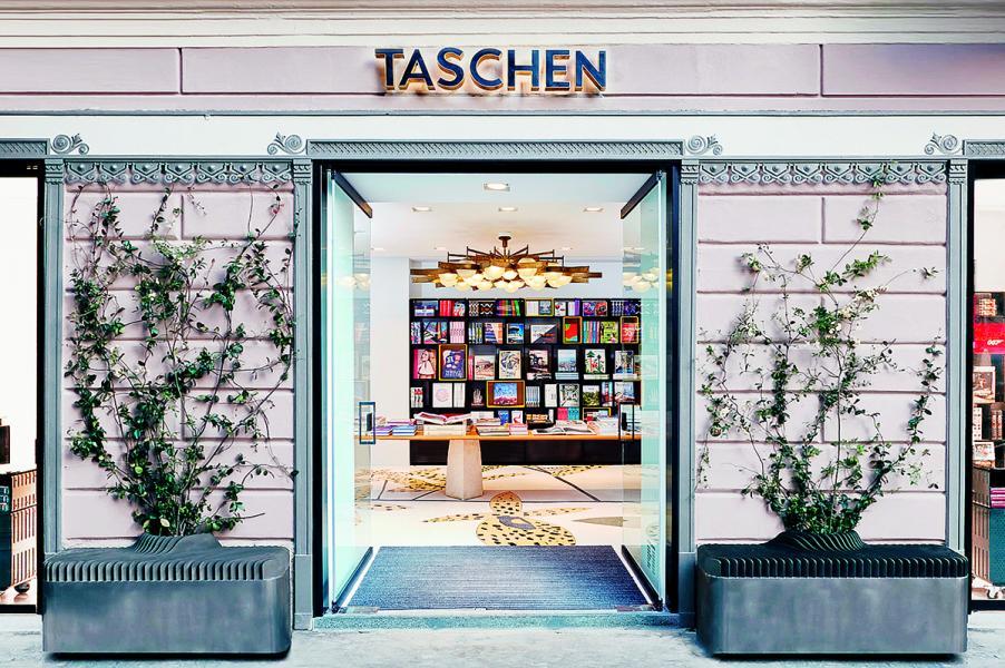 aschen位於意大利米蘭的書店。