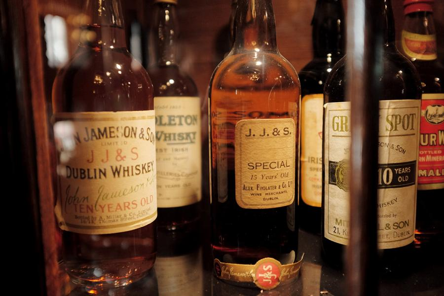 Jameson為歷史悠久的老品牌,創立至今已經有逾200年。
