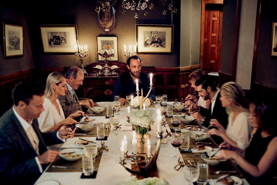 豪華的餐飲安排,絕對是旅途中的重要環節。