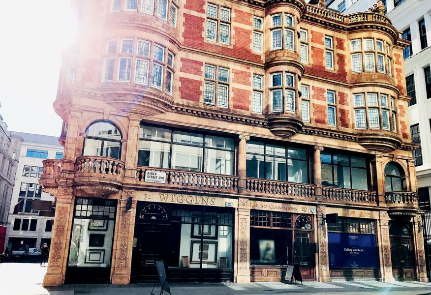 3812畫廊近年調整發展策略,開拓倫敦市場,將中國當代水墨藝術家的作品推廣至當地。