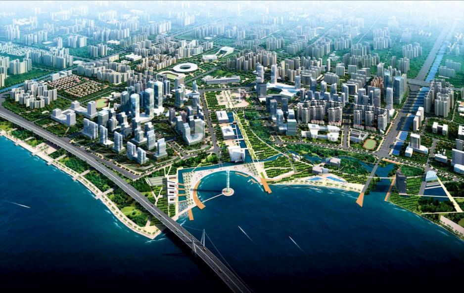 前海的開發,使香港同時面臨機遇和挑戰。