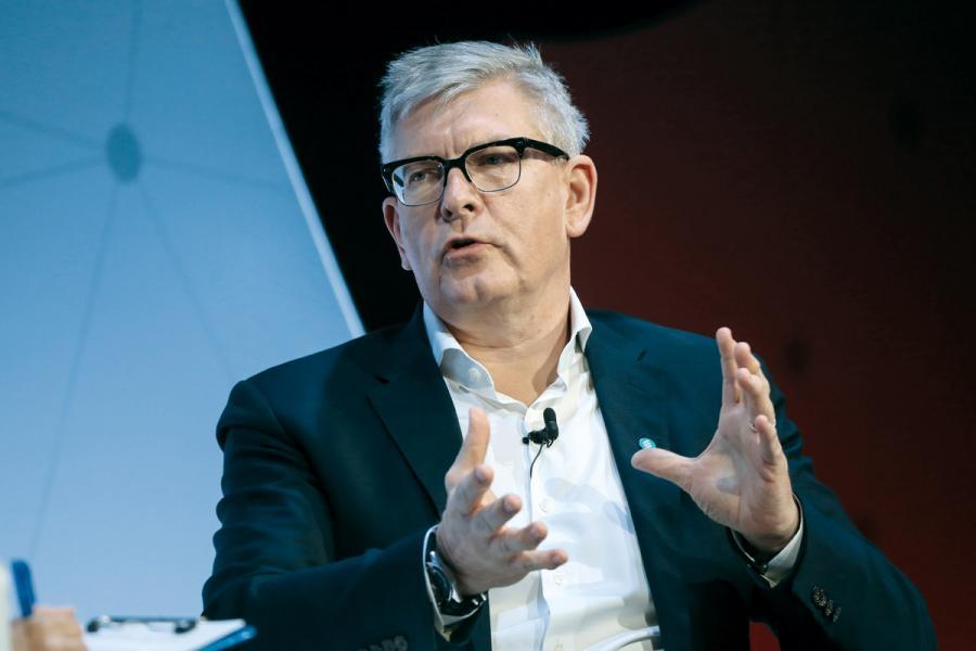 Ericsson 行政總裁 Borje Ekholm 指出,歐洲 的5G 網絡發展不及北美和亞洲。