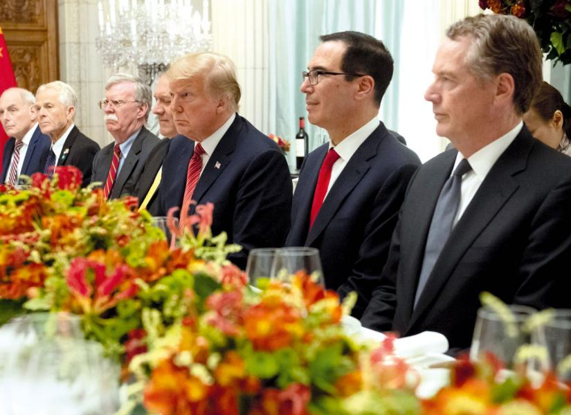 貿易戰會否持續下去,要看美國對中國是否「滿意」。